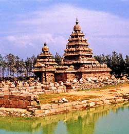 UNESCO World Heritage-listed site of Mamallapuram Image